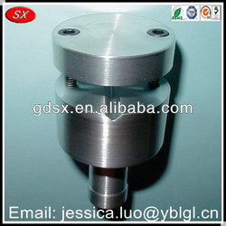 ISO/SGS passed cnc machining parts manufacture,ss lathe knife holder custom machined parts,low volume cnc machined part products
