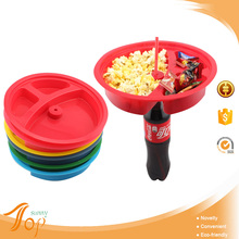 Eco-friendly Cheap Promotional Gift Items Popcorn Bowl In Party