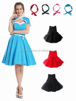 Evening / Formal Dresses Dress Type and Adults Age Group swing rockabilly pinup dress
