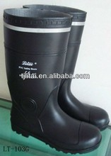 industry and mine pvc safety boot
