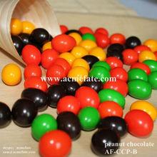 Top grade sweet coated peanut chocolate