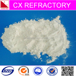 Thermal resistance insulating refractory cement