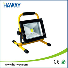 CN PRO IP65 Aluminum Lamp Body Outdoor RGB LED Flood Light 100W Free Change in First Year