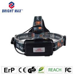 Mining Helmet Head Light Zoom Focus XM-L T6 Safety Helmet Light