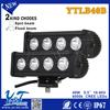 Y&T Original Manufacturer auto Parts 40w OFF Road LED Light Bar 12V one Row 9.5inch LED Light Bar New useful led light bar