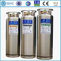 baixa pressão de nitrogênio líquido criogênico balão de dewar
