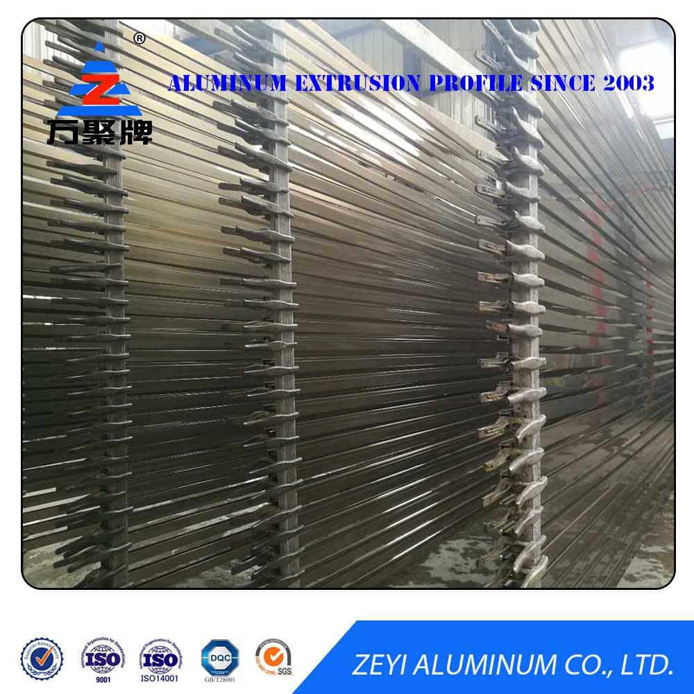 Chine top aluminium profil fabricants/entreprises d'aluminium en chine
