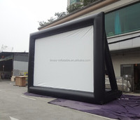 Super quality best sell inflatable movie screen for sale