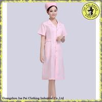 Fashionable women uniform medical dress nurse hospital uniform