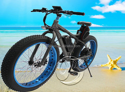 china manufacturer 26 4 inch tire electric bike chopper style
