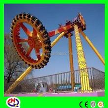 Outdoor playground big hammer game