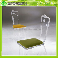 DDH-0041 ISO9001 Chinese Factory Sells SGS Test Cheap acrylic Styling Chair Salon Furniture
