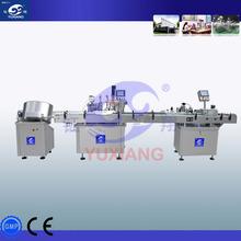 automatico sigaretta elettronica liquido linea di produzione di riempimento