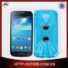 High Quality TPU Diamond Phone Case for Samsung Galaxy S4 mini