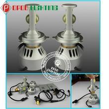 Made in China jetta led headlight,G4 30w 3200lumen h4 jetta led headlight