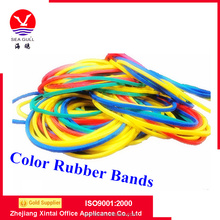 The Rubber Bands Colorful Elastic Rubber Bands With Good Use