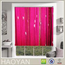 Lujo cortinas de la secuencia para el hogar y oficina