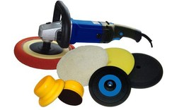 Professional vehicle cleanning 6 setting speed control rotary polisher