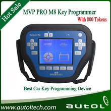 MVP Key Pro M8 Most Powerful Auto Key Programmer with 800 Tokens Locksmith Tool