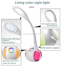 Professional LED Smart Touch Dimmer Table Lamp for Reading in Office