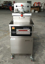 Computer controlling pressure fryer /pressure fryer with oil system/fryer manufacturer