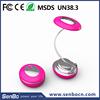 Hot fashion 7800mah Desk lamp Power Bank universal multifunction mobile external battery