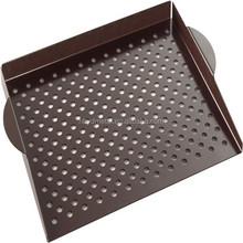 Aluminum perforated metal mesh speaker grille