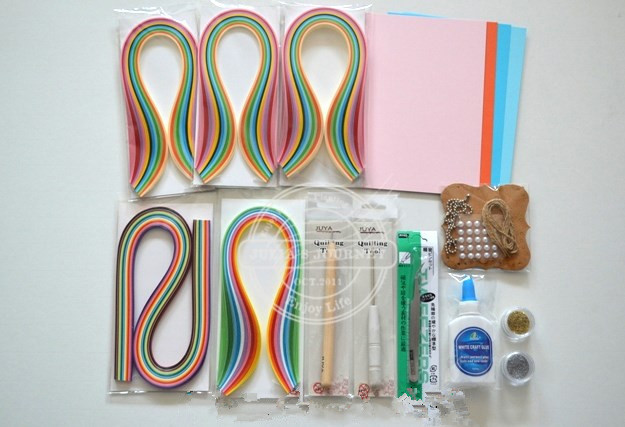 2018 quilling paper art packages for quilling projects no for Paper quilling art projects