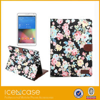 2015 good quality protective leather case for ipad air wrist strap case for ipad mini anti-shock case for ipad 2
