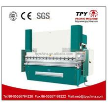 WC67Y Hydraulic Steel CNC Press Brake , Plate Bending Machine CNC , Metal Bending