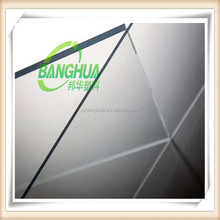 Hard coated abrasion resistant anti scratch polycarbonate sheet