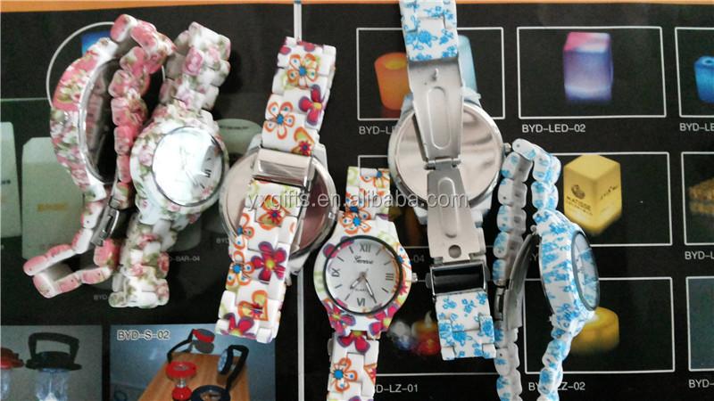 YX8048 Customzie Lady Vogue Watches Top Brand 2015