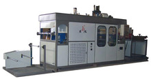 automatic new plastic medicine/pharmaceutical and cosmetic vacuum packing/forming machine controlled by computer