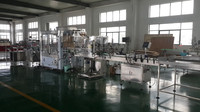 Automatic Syrup/shampoo/body wash filling machine from Shanghai
