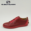 Hot-sale soft coffee crocodile leather man shoes in Genuine Leather Shoes