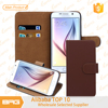 Alibaba TOP Selling Case for Samsung S6 cover with Credit Card Slot,for Samsung S6 card slot case
