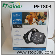 Underground Electric Dog Fence 803 rechargeable electric dog fence for many dogs