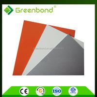 Greenbond high light aluminum composite panels with good quality sandwich core