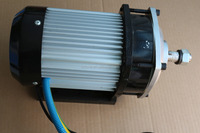 electric auto rickshaw 48v 750w brushless dc gear motor