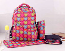 Wholesale cute printed school back,children school bag