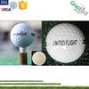 short flight distance practice range golf ball for indoor training