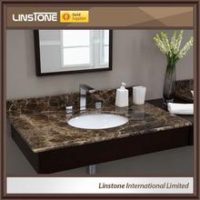 Modern Marble Granite vanity top for bathroom