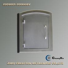China Manufacturer Cast Aluminium Waterproof Letter Box