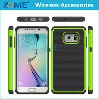 China For Samsung Galaxy Note 5 Edge Hybrid Silicone+Pc 2In1 Defender Antishock Armor Phone Cover Mobile Phone Case