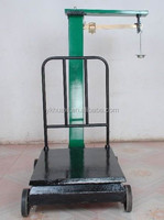 100kg-2000kg Mechanical Weighing Scale for Industries/Large Platform Weighing Scale with Stainless Steel/Mechanical Platform Wei