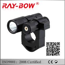 tactical ( gun) led flashlight & laser light