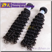 2015 high quality chinese hair fashion remy human hair extensions curly weave hair