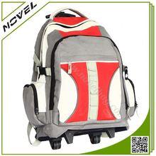 caliente la venta libre de la muestra mochila con ruedas