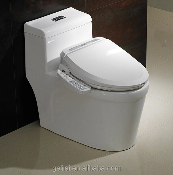 Automatic Toilets For Homes : Top quality ceramic automatic public toilet buy