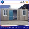 20 feet sandwich panel prefab container house